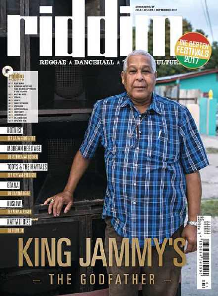 Riddim Magazin - 89 - King Jammy