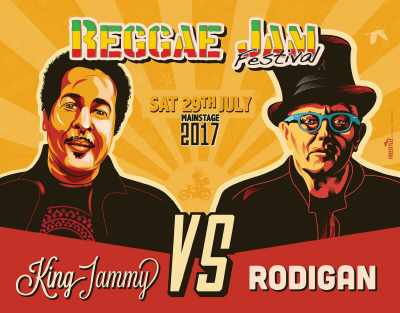 King Jammy VS Rodigan