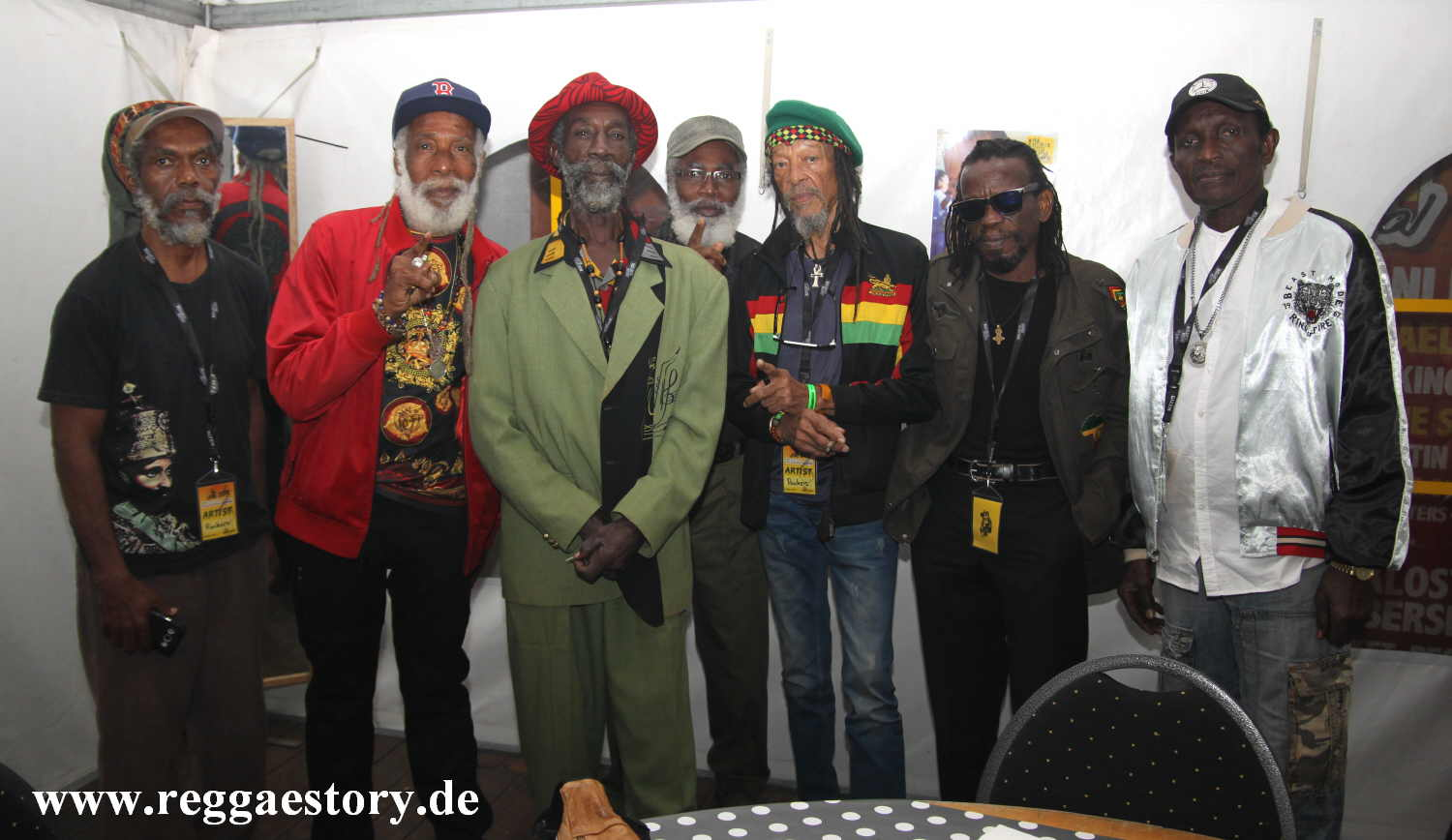 The Rockers 2019 - Reggae Jam
