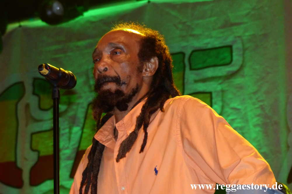 Reggae Jam 2019 - Israel Vibration - Skelly