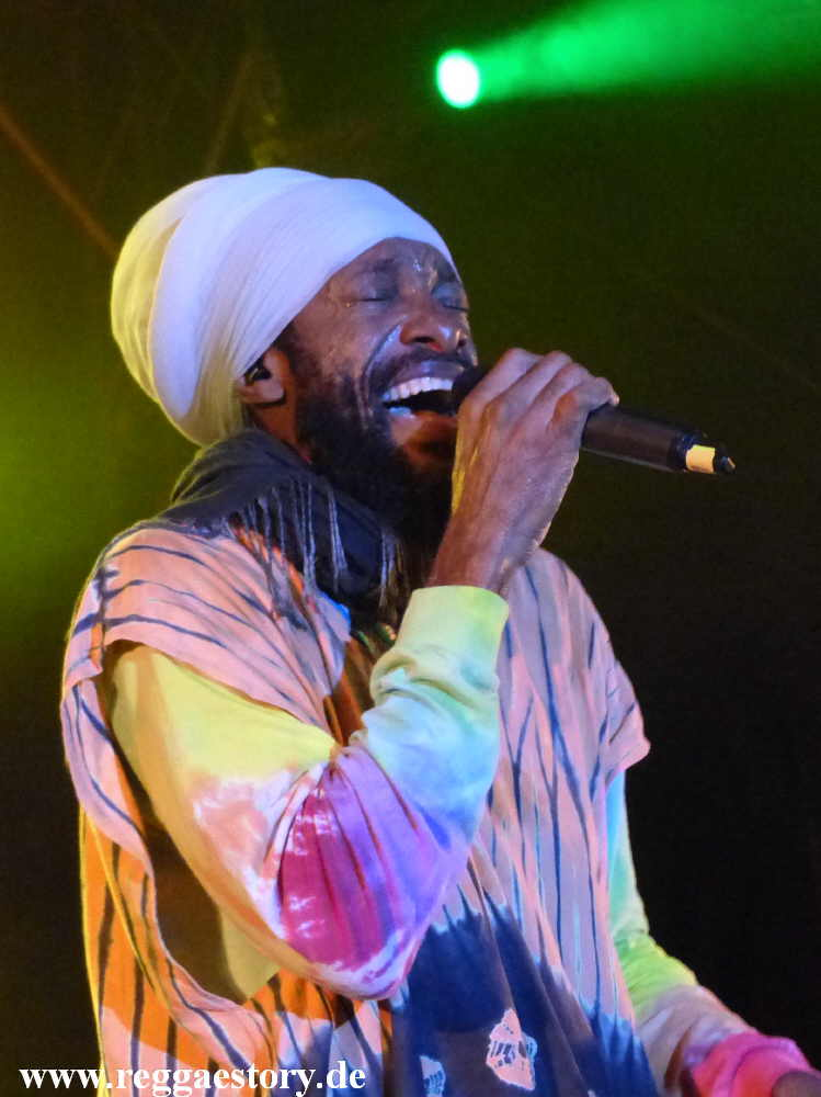 Junior Kelly - Reggae Jam 2019