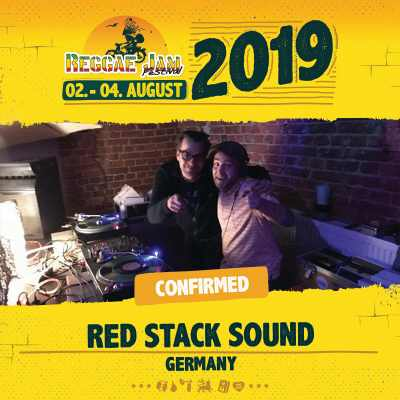 Red Stack Sound