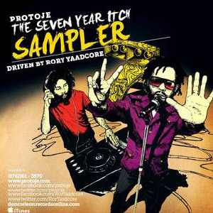 Protoje - The 7 Year Itch Sampler - 2010