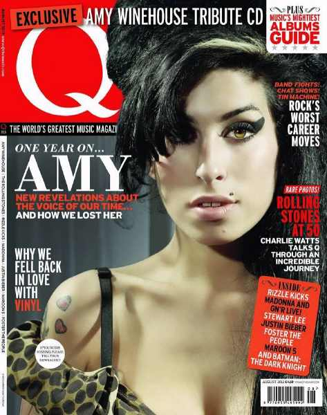 Q Magazine - Amy Winehouse Tribute