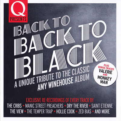 2012 - Q Magazine CD - Amy Winehouse Tribute - Back To Black
