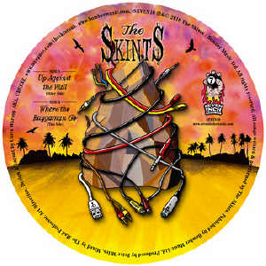 The Skints - Where The Raggaman Go - Single 2014