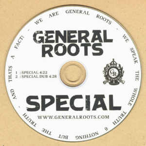General Roots - Special 2 - Single