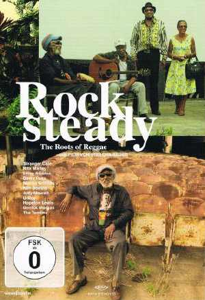 Rocksteady - The Roots of Reggae - DVD 2009