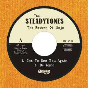 Steadytones - Return of Mojo - EP 2012
