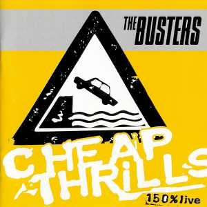 The Busters - Cheap Thrills - 1992