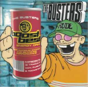 The Busters - Boost Best - 1997