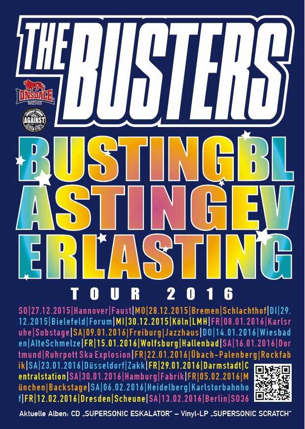 The Busters - Tour 2016