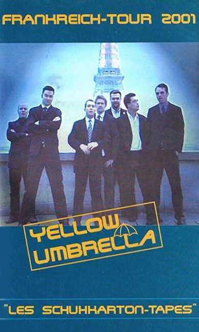Yellow Umbrella - Les Schuhkarton-Tapes - Video