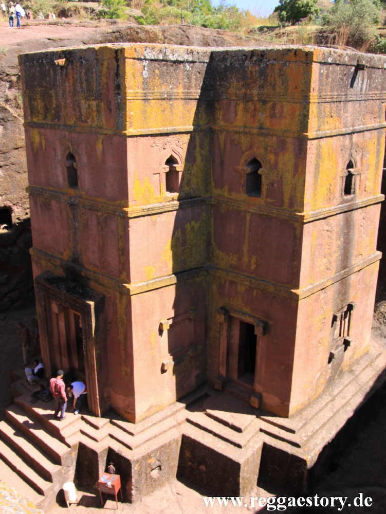 Lalibela - St. George Church