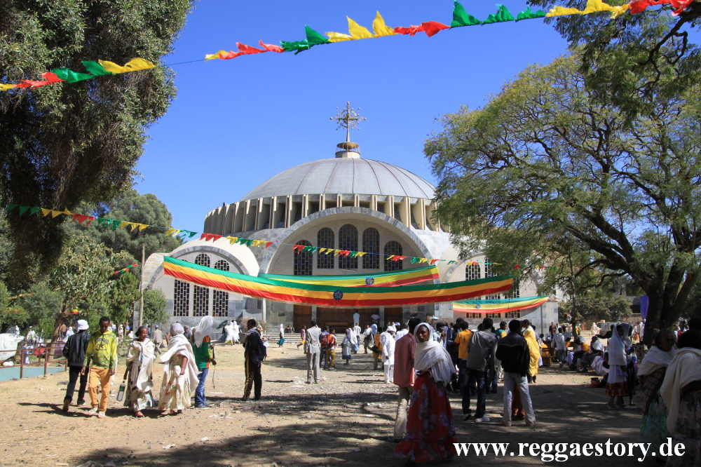 Axum - New St. Mary of Zion