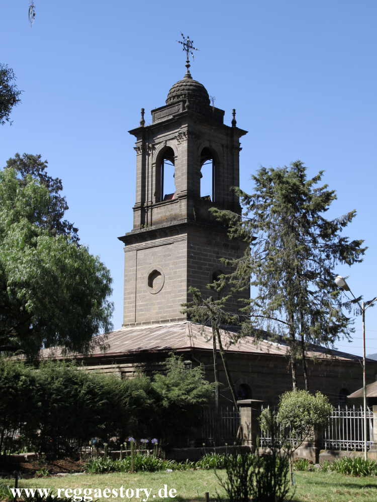 Ethiopia - Addis Ababa - St. George Cathedral