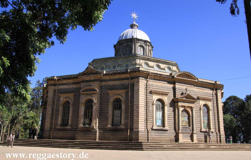 Addis Ababa - St. George´s Cathedral