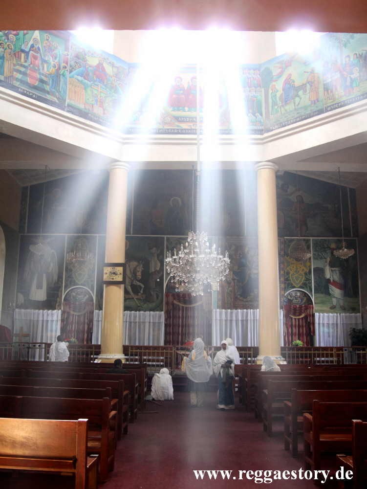 St. Mary Church - Addis Ababa