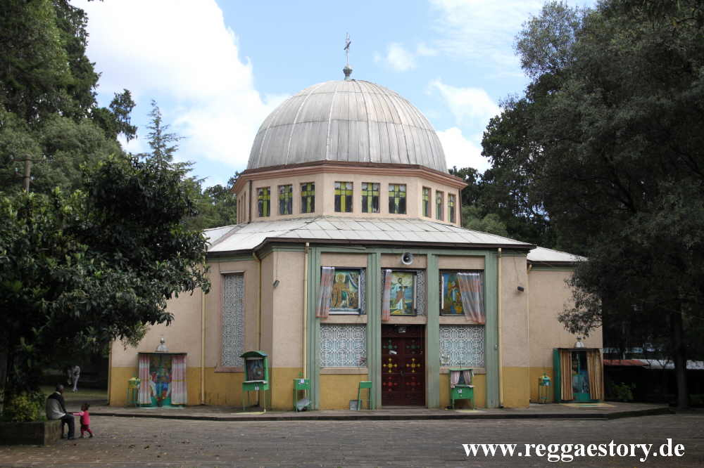 St. Michael and Marcus Church - Addis Ababa