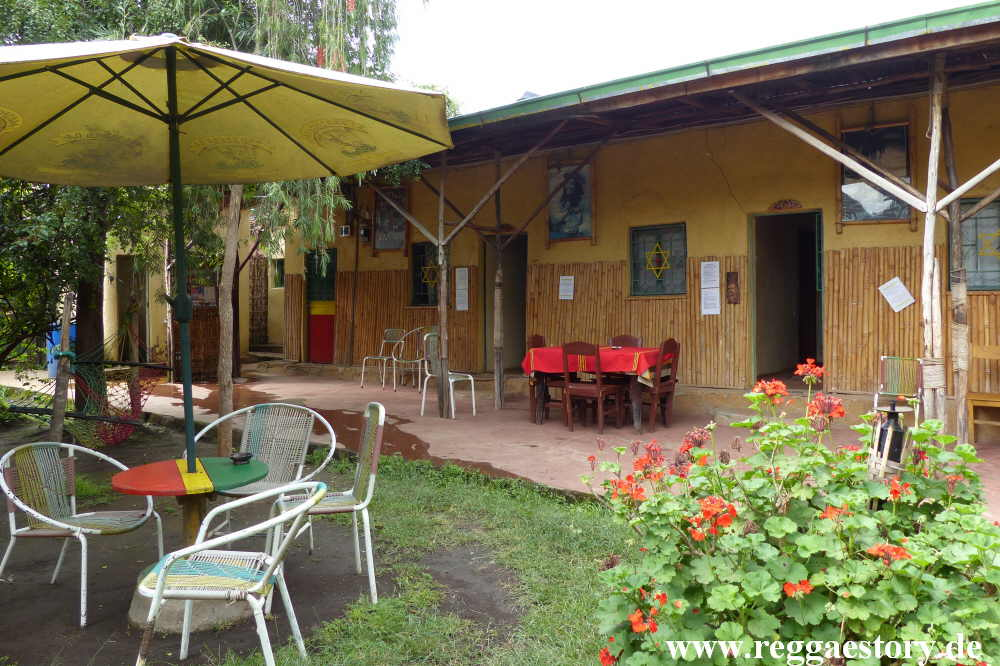 Ethiopia - Shashemene - Zion Train Lodge