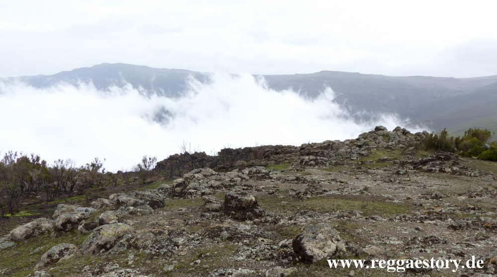 Ethiopia - Bale Mountains - Sanetti Plateau - Tuluke Viewpoint