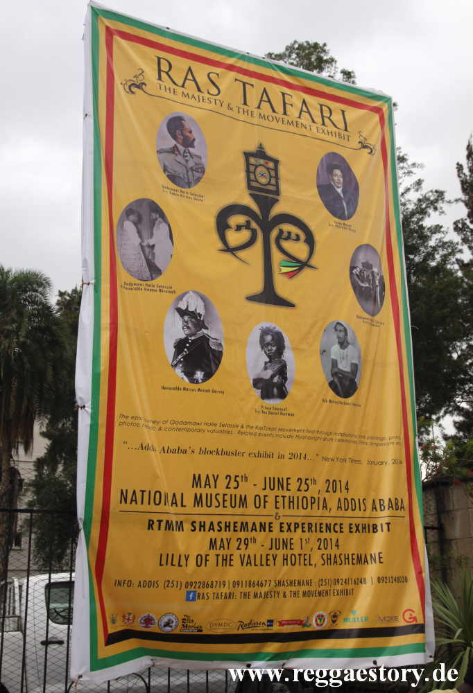 Ras Tafari Exhibition