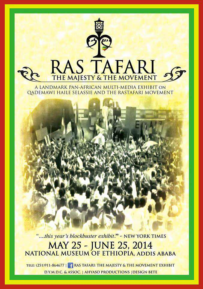 Ras Tafari Exhibition - Addis Ababa