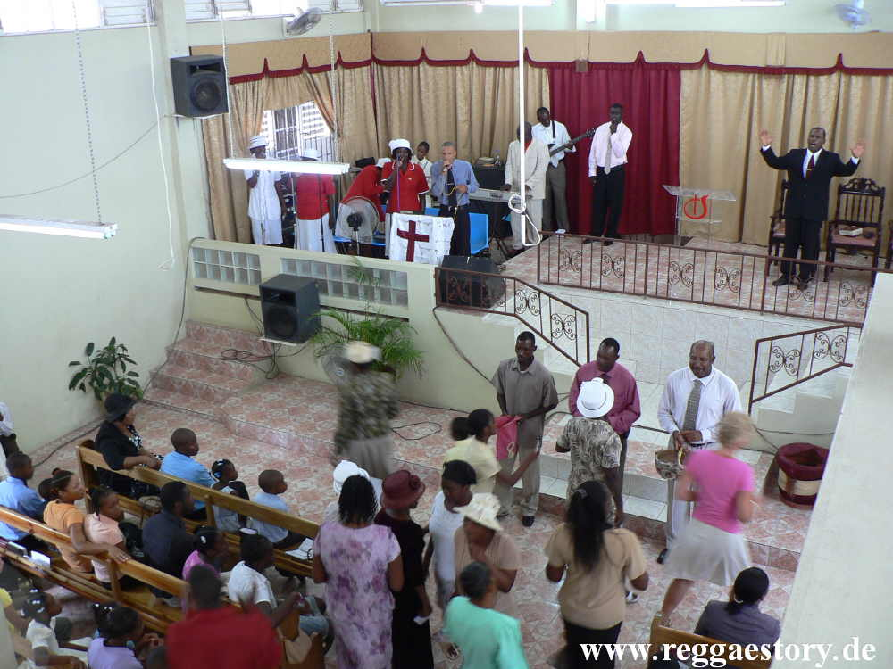 Church Of God - Negril