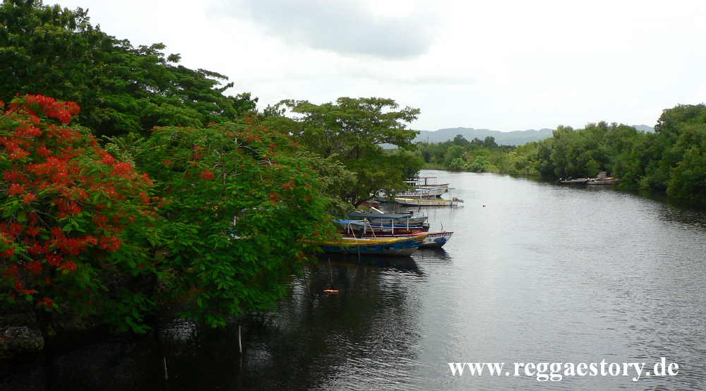 Negril River