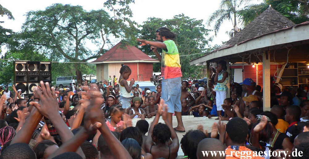 Negril - Independence Day - Dancehall Queen Contest