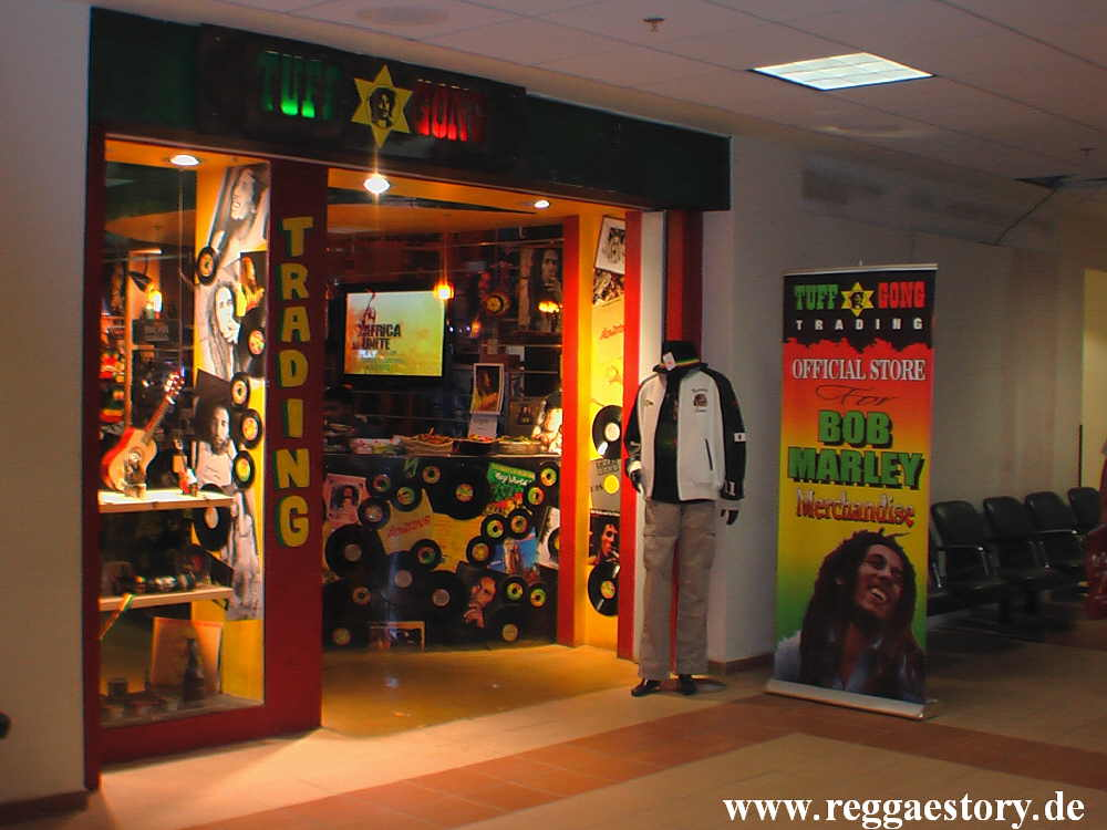 Tuff Gong - Official Store - Airport Montego Bay