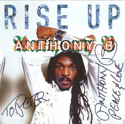 Anthony B - Rise Up - Album 2009