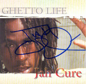Jah Cure - Ghetto Life - 2003