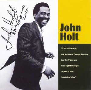 John Holt - Album Cover