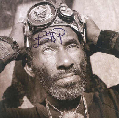 Lee Perry - On The Wire